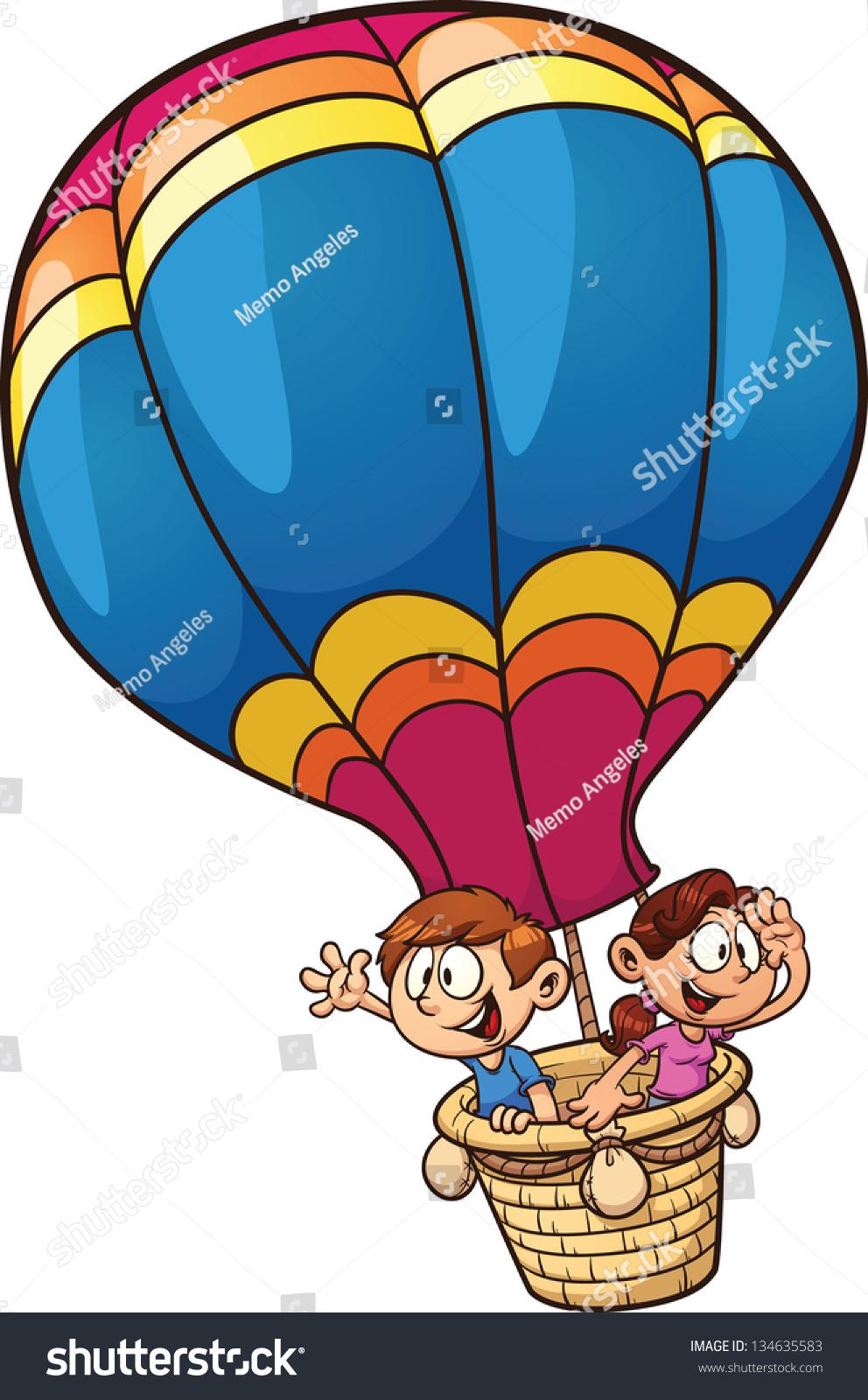992x1600 Free Cartoon Hot Air Balloon Images Drawing Clip Art Png Download