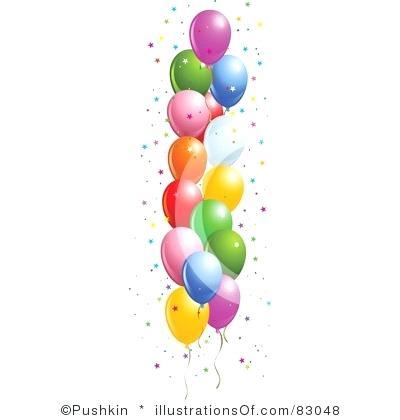 400x420 Balloons Images Clip Art Free Balloon Free Birthday Balloon Clip