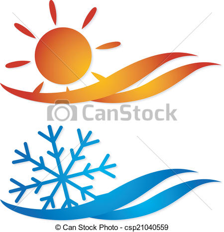 450x466 Stylish And Peaceful Air Clipart Conditioning Design For Business