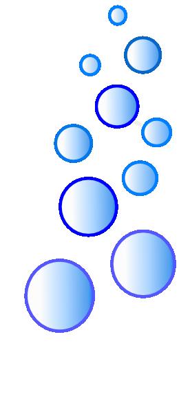 276x589 Unusual Idea Air Clipart More Blue Bubbles Clip Art At Clker Com