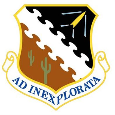 395x395 Edwards Air Force Base Clipart