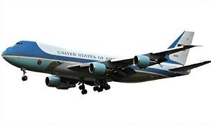 303x183 Free Air Force One Clipart
