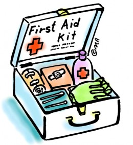 260x284 Collection Of First Aid Kit Clipart High Quality, Free