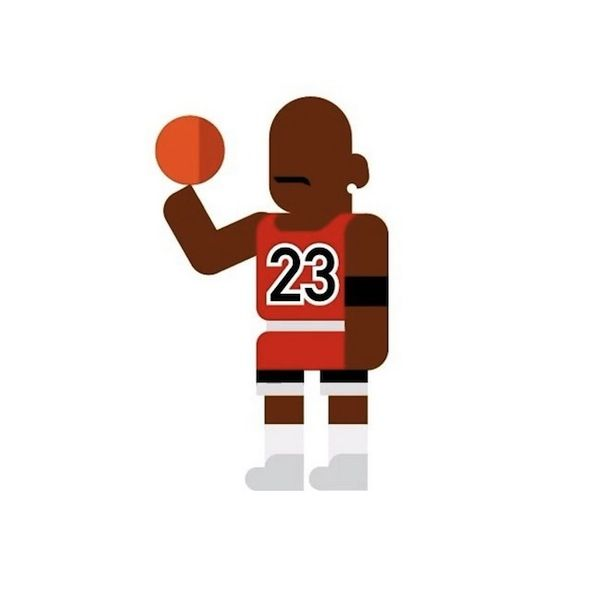 Air Jordan Clipart