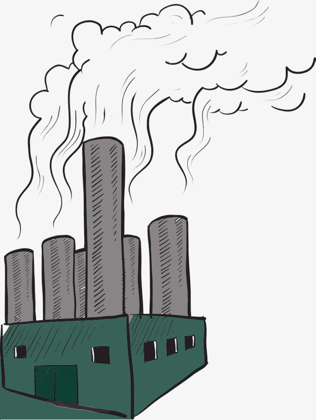 650x864 Air Pollution, Sewage, Cartoon Png Image And Clipart For Free Download