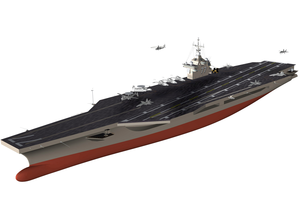 300x218 An Artist S Conceptual Drawing Of The U.s. Navy S Newest Aircraft