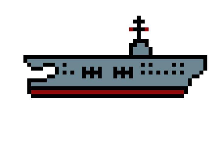 720x489 Pixel Aircraft Carrier