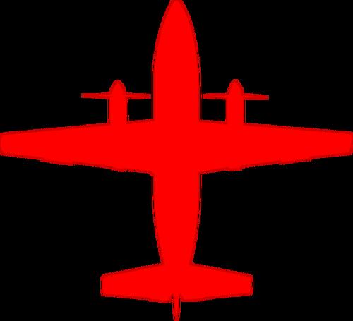 500x455 6999 Aircraft Clip Art Silhouette Public Domain Vectors