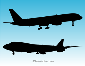 300x234 7011 Aircraft Carrier Silhouette Clip Art Public Domain Vectors