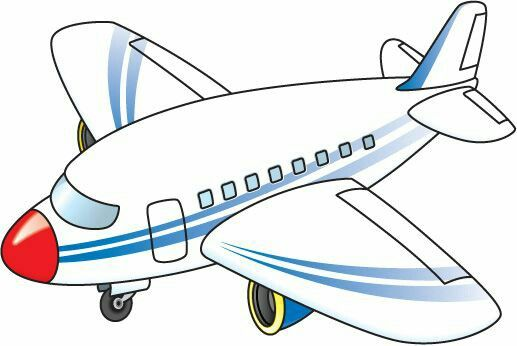 517x346 42 Best Clip Art Images On Printable Paper, Aircraft