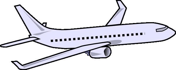 600x240 Aircraft1 Clip Art Free Vector 4vector