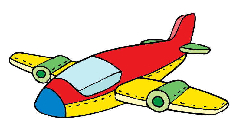 770x440 Airplane Clip Art Amp Images