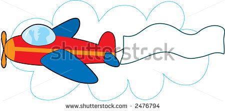 450x223 Clipart Airplane With Banner Airplane Pulling Banner Clipart 2