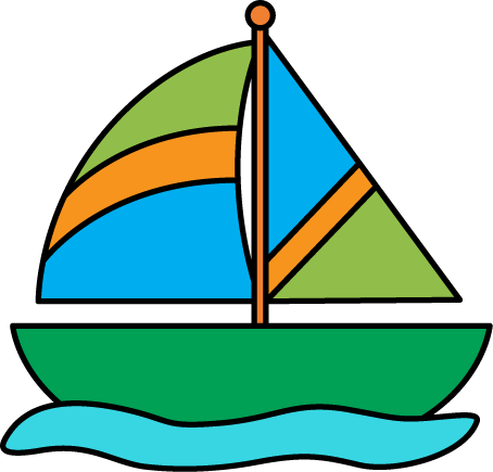 454x435 Sailboat Clip Art