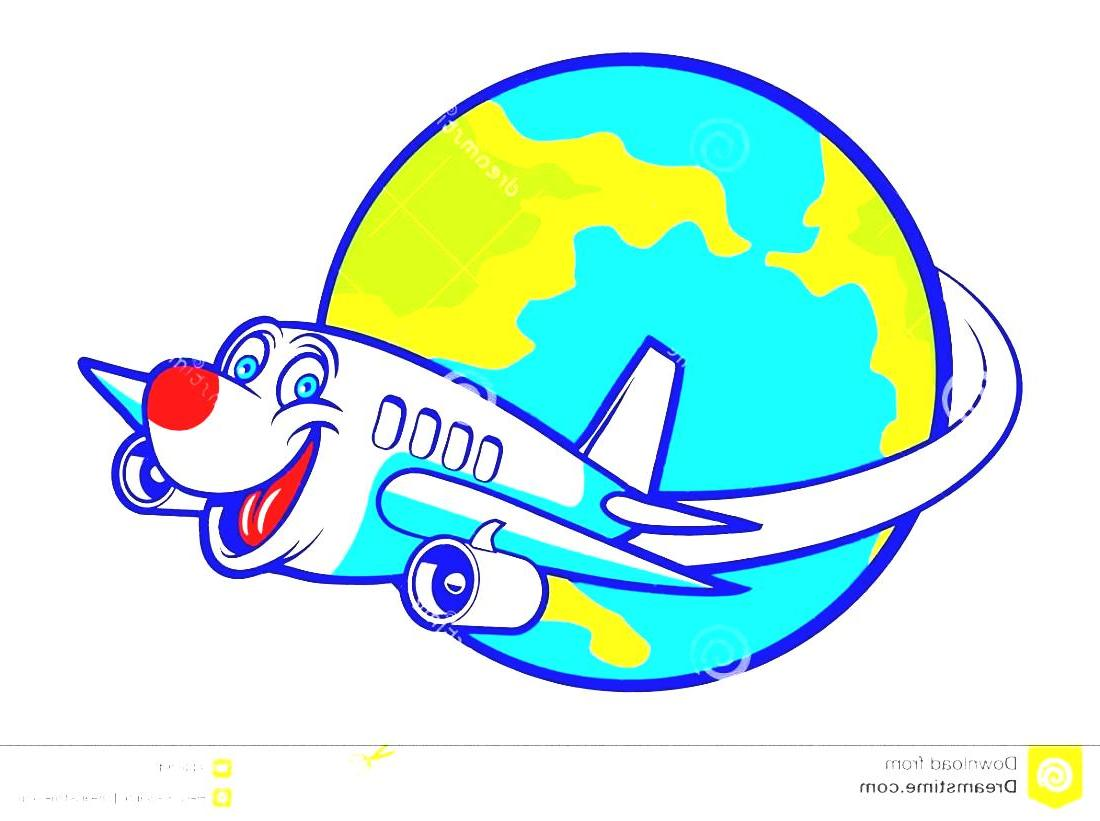 1100x821 Top Airplane Travel Clip Art Pictures