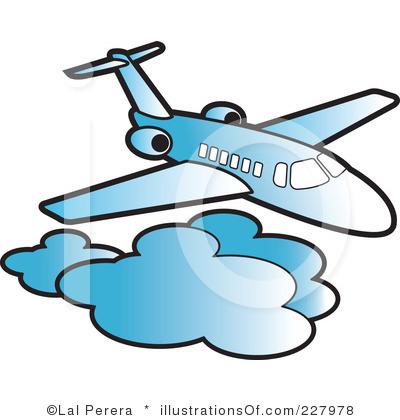400x420 Clipart Airplane