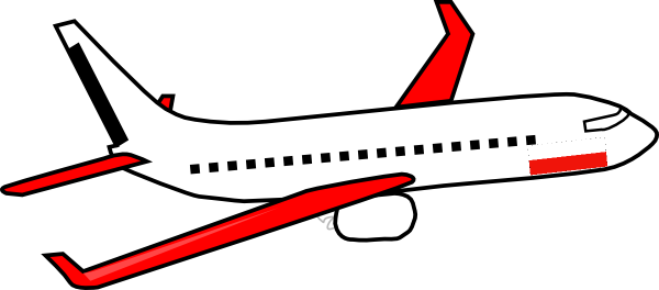 600x264 Airplane Clip Art Free Collection Download And Share Airplane