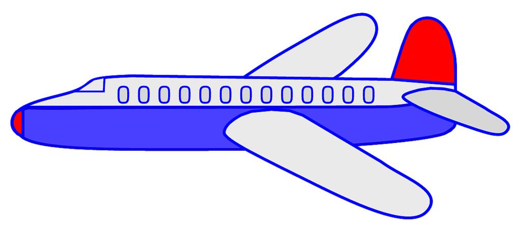 1024x446 Airplane Clipart