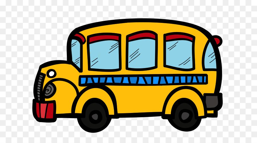 900x500 Airport Bus School Bus Clip Art