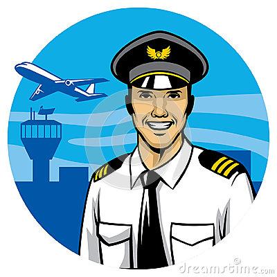 400x400 Airport Clipart Pilot