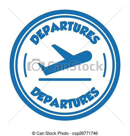 450x470 Airport Signs Design, Vector Illustration Eps10 Graphic Eps Vector