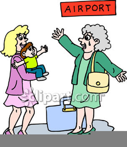 260x300 Tourist Airport Clipart Free Images