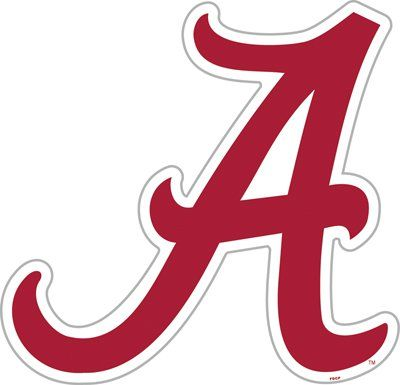 400x385 Clipart Alabama Football Logos