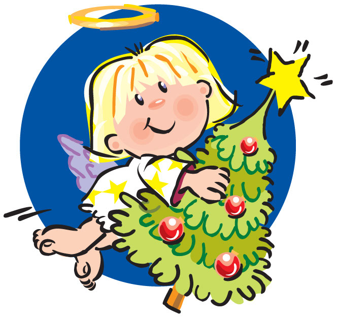664x624 Creative Angel Tree Clipart The Salvation Army Of Coastal Alabama