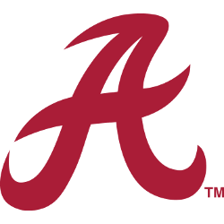 250x250 Alabama Crimson Tide Primary Logo Sports Logo History
