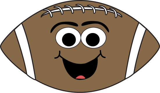 550x321 Cartoon Face Football Clip Art Cartoon Face Football Image