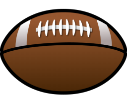 256x211 Football Clipart Free Amp Look At Football Clip Art Images