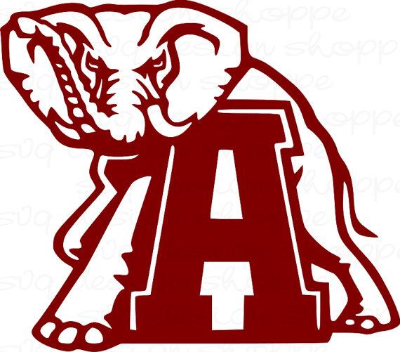 Alabama Clipart Football at GetDrawings | Free download