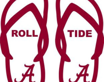 340x270 Alabama Roll Tide Clipart Images Collection