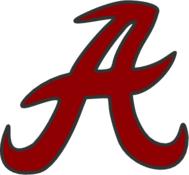 189x175 Alabama Crimson Tide Clip Art Clipartpig