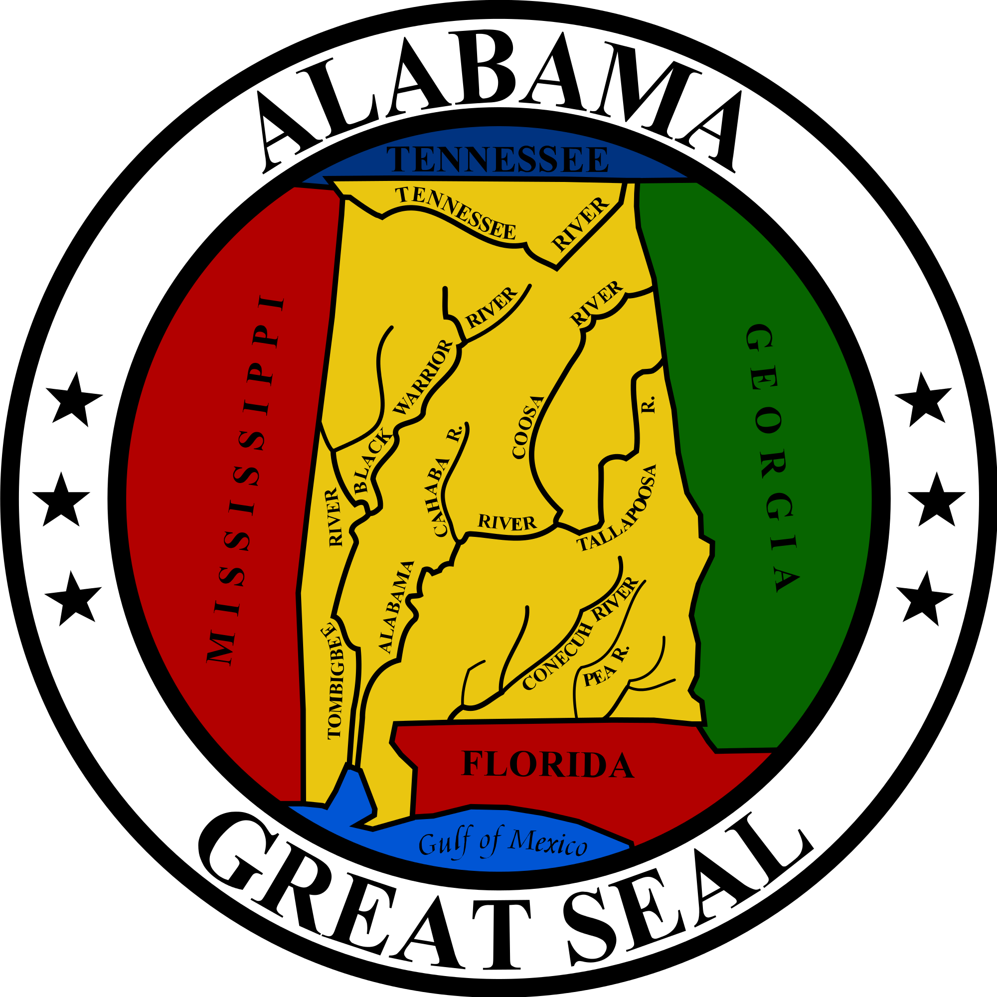 2000x2000 Alabama Art Project Clipart Collection