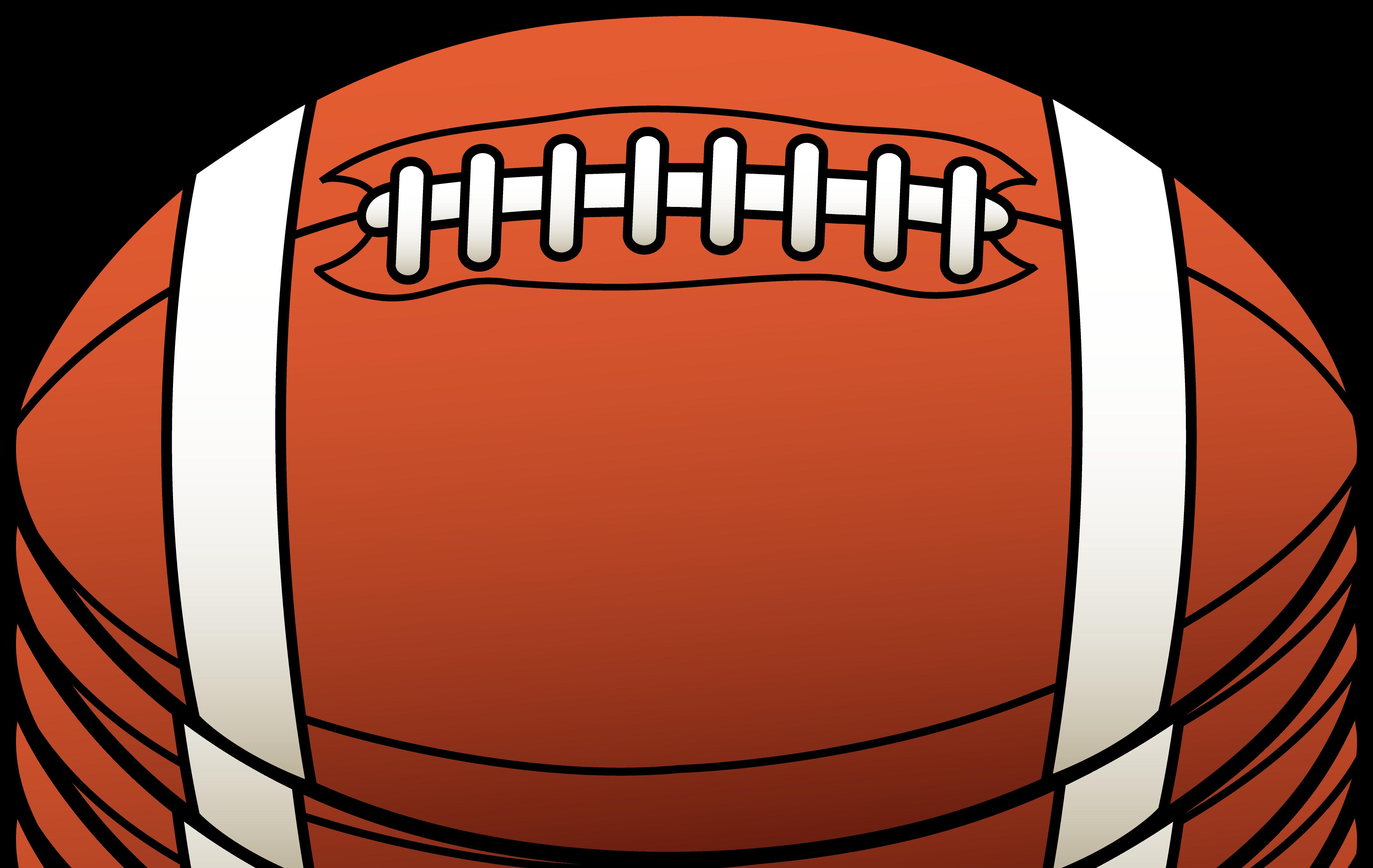 4285x2710 Clipart Football