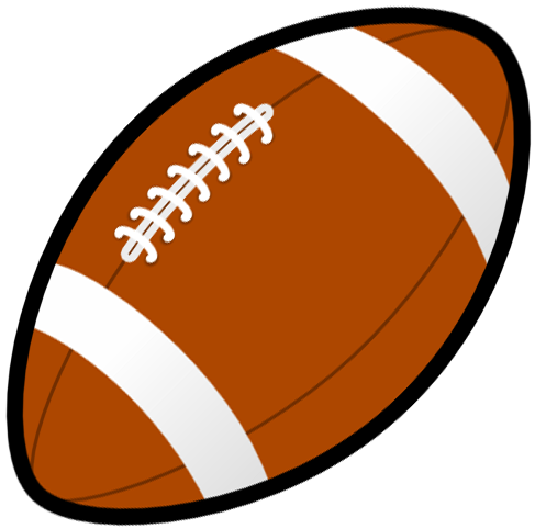 487x482 Free Clipart Football Amp Look At Football Clip Art Images