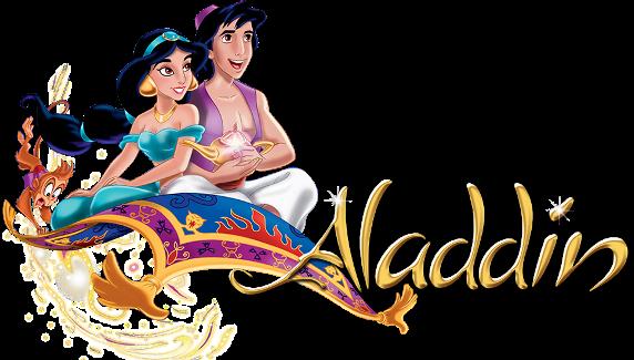 572x325 Aladdin Logo Clip Art