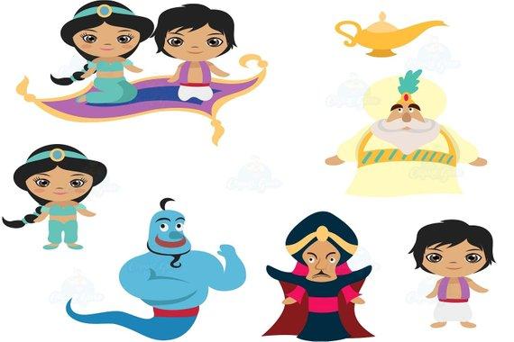 570x380 Aladdin Clipart, Aladdin Lamp Clipart, Aladdin Lamp, Jasmine