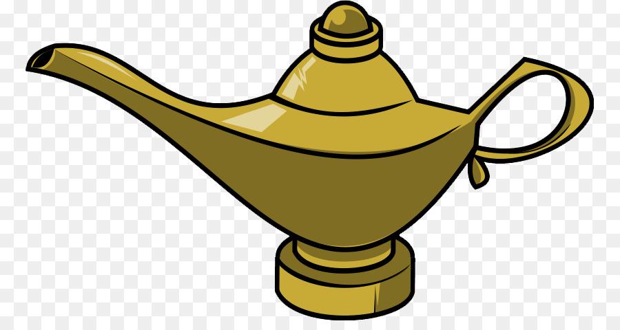 900x480 Genie Aladdin Jinn Light Clip Art
