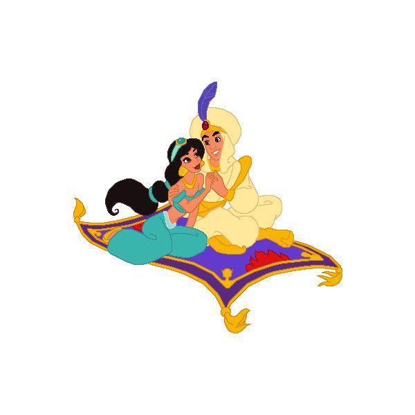 600x600 Aladdin Clip Art Princess Jasmine Clipart Liked On Polyvore