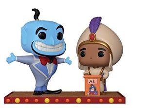 300x222 Funko Pop Disneymovie Moment Aladdin Genie Collectible Figure