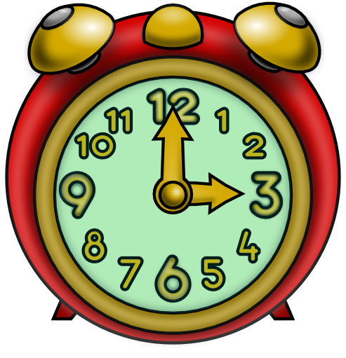 493x511 Clever Alarm Clock Clipart Free To Use Public Domain Clip Art