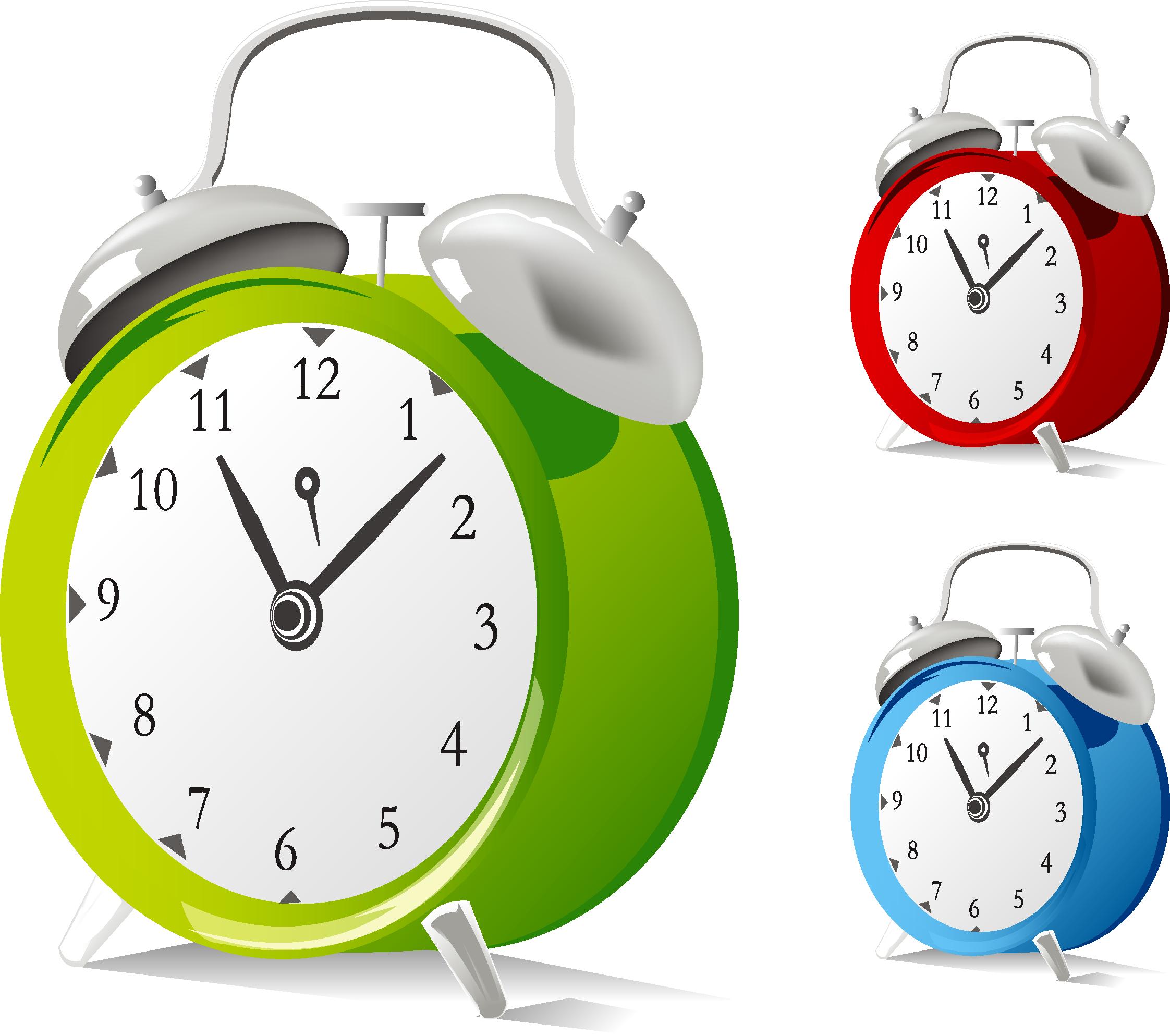 2244x1987 Table Alarm Clock Clip Art
