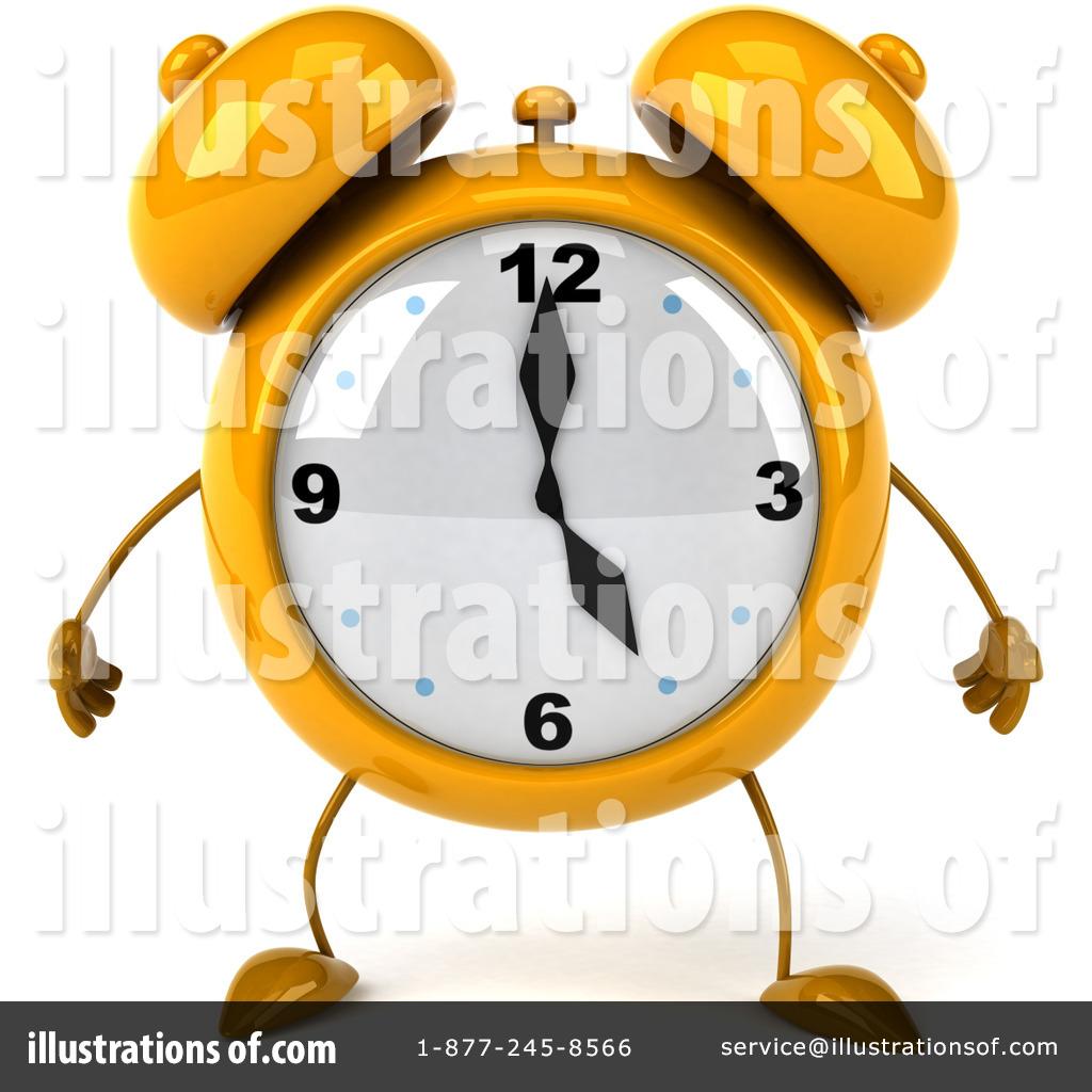1024x1024 Alarm Clock Clipart
