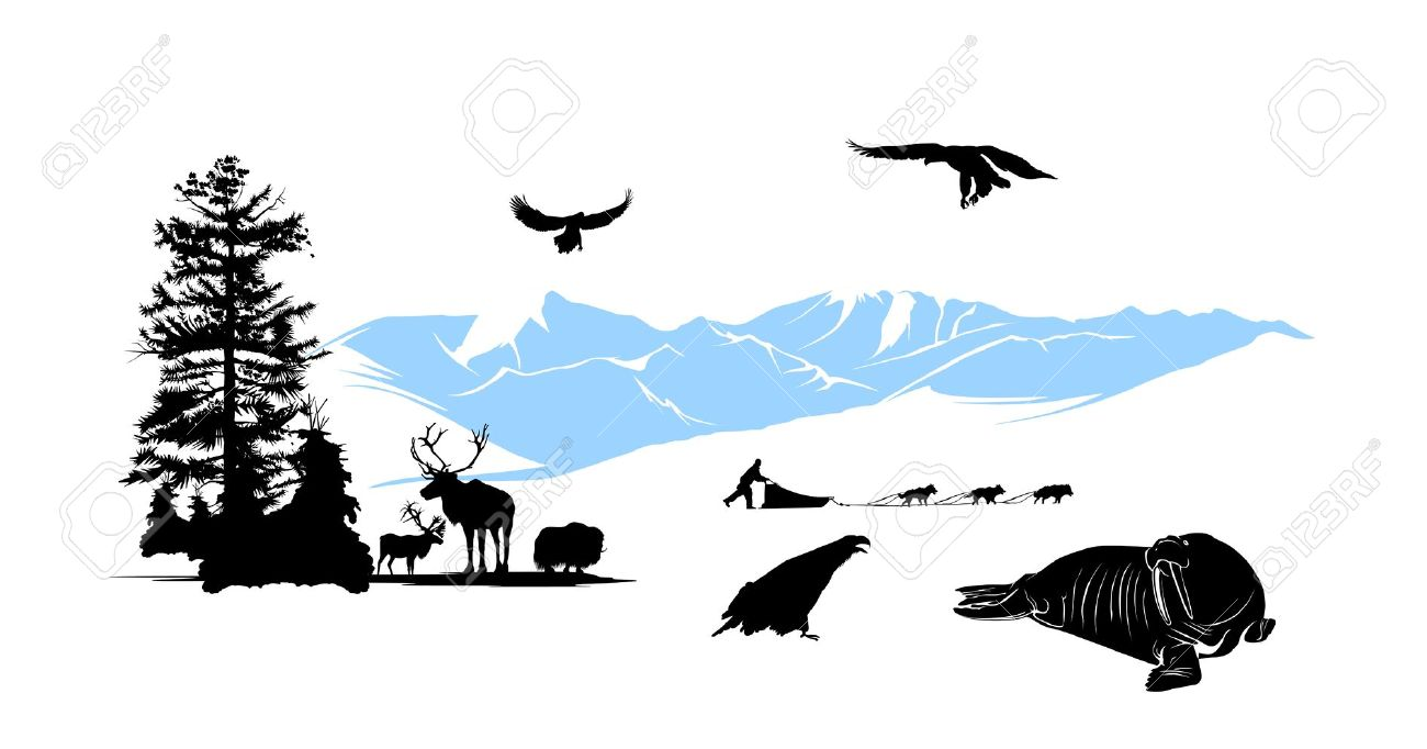 alaska map clipart at getdrawings com free for personal use alaska rh getdrawings com alaska clip art free alaska clip art free