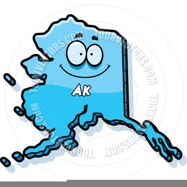 600x600 Alaska Clipart Map Free Images