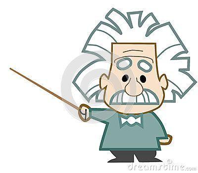 400x349 Best Albert Einstein Cartoon