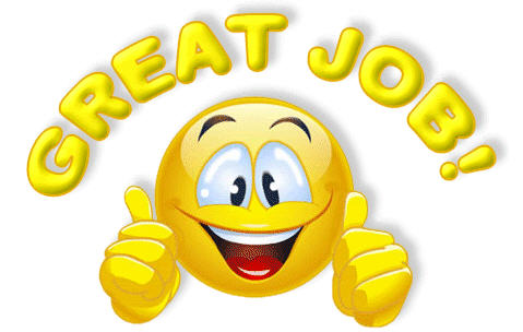 479x304 Great Job Smiley Face Clip Art