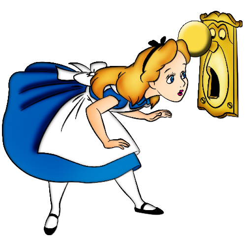 500x500 Alice In Wonderland